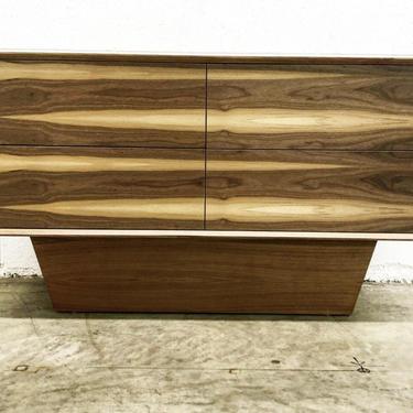 Brentwood Walnut Dresser by CaliforniaMWoodworks