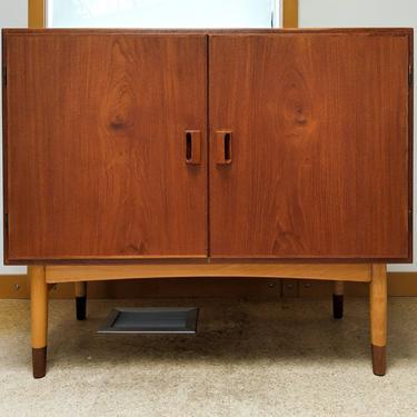 Mid Century Cabinet Teak Børge Mogensen Danish Modern Credenza Dresser by MadsenModern