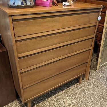Mid century modern 4 drawer chest 38