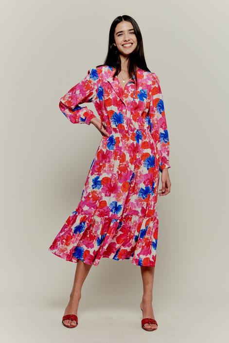 Juliette Dress | Ella's Pink Bouquets