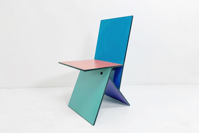 Vilbert Chair by BetsuStudio
