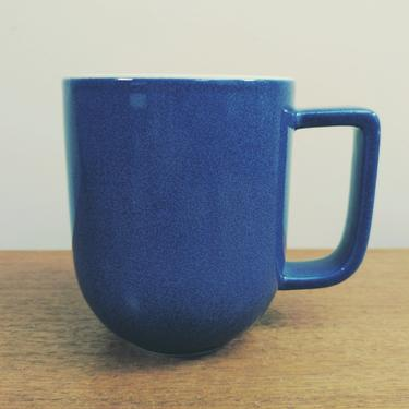 Vintage Sasaki Colorstone | Sapphire | Tall Mug(s) | 1991 Vignelli Designs | Made in Japan by TheFeatheredCurator