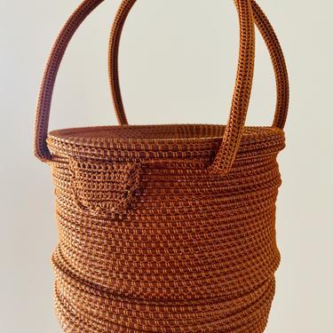 Sin Sin Basket/Purse