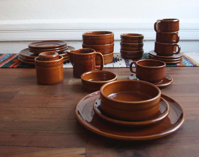 Pfaltzgraff Bruch Set-Vintage Bruch set-Cereal Bowls-Mugs-Breakfast ...