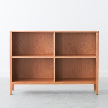 Avers Bookcase - Available in other woods by HedgeHouse