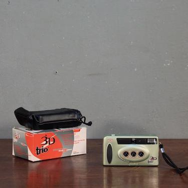 3D Trio 35mm Camera