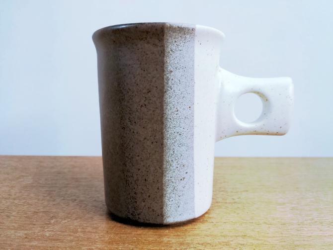 Vintage Fabrik Agate Pass | Tall Square Handle Mug(s) | Jim McBride | Seattle by TheFeatheredCurator