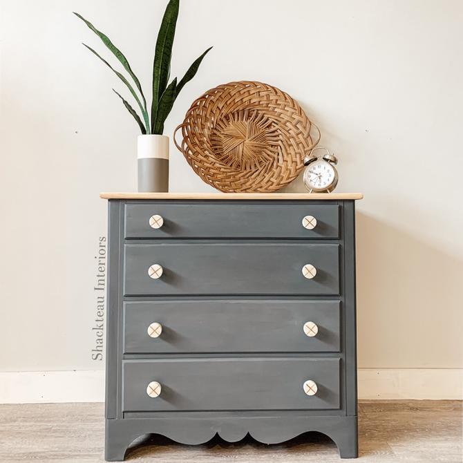 Vintage Hancock Dresser