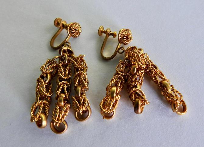 Etruscan Revival Earrings by LegendaryBeast