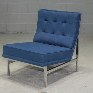 Armless Lounge Chair by Florence Knoll