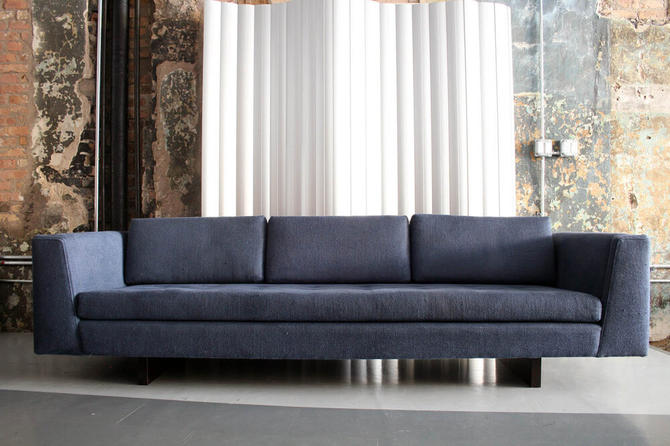 Large Sofa in the Manner of Edward Wormley