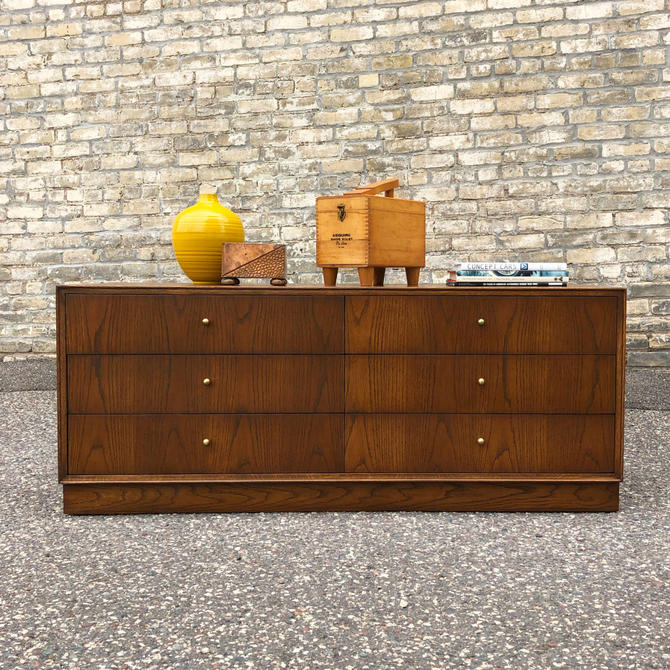 6-drawer Console-height Chest