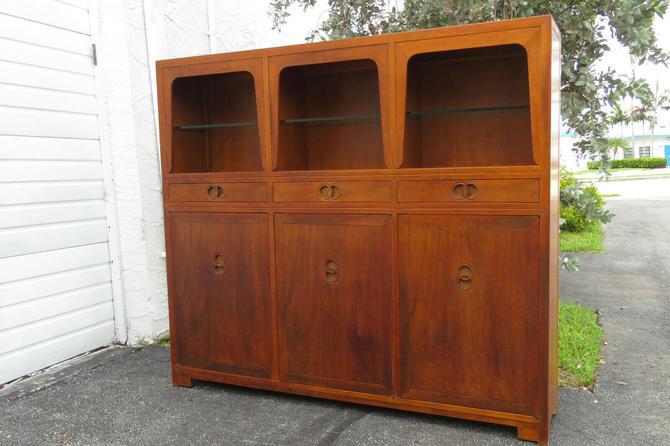 Display Cabinet Bookshelf Cupboard Design by Michael Taylor for Baker 1574