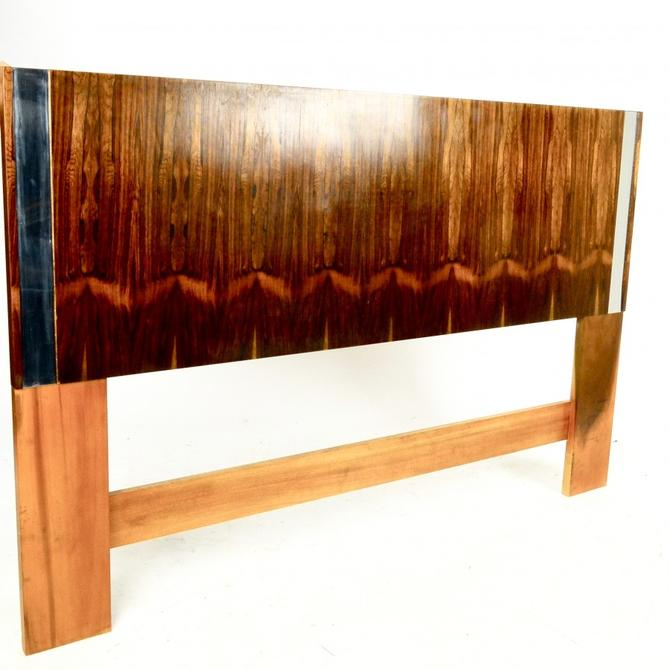 Rosewood Queen Headboard