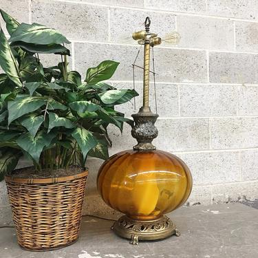 LOCAL PICKUP ONLY ———— Vintage Table Lamp by RetrospectVintage215