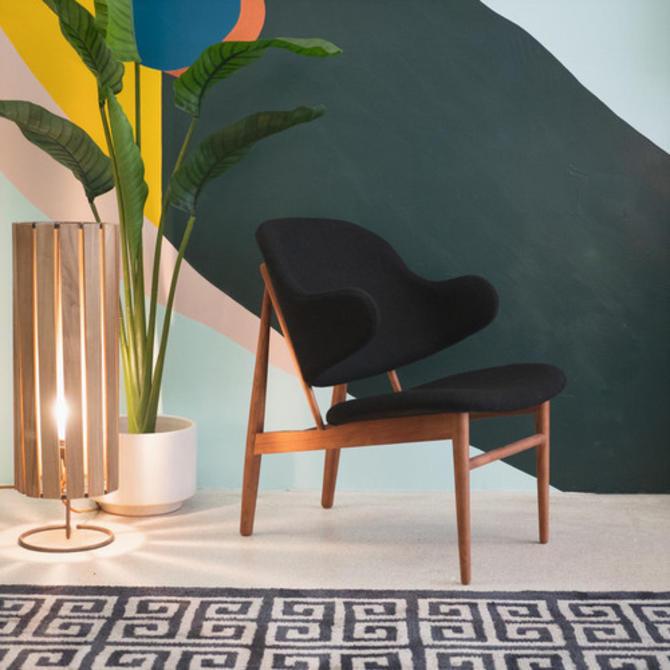 Macan Wool Lounge Chair