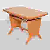 Rare Vintage Danish Max Bohme Fabrikate Desk/Dining Table