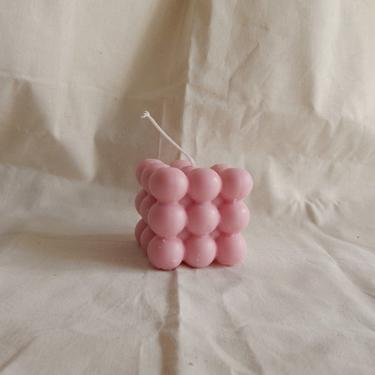 Bubble Candle (pink) by SkiinTones