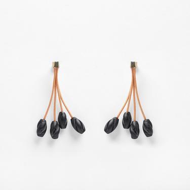 Moonflower Earrings by Pichulik