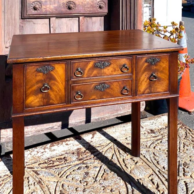 Mahogany Side Table c.1920's