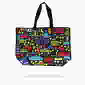 Large Tote Bag  DC By Night