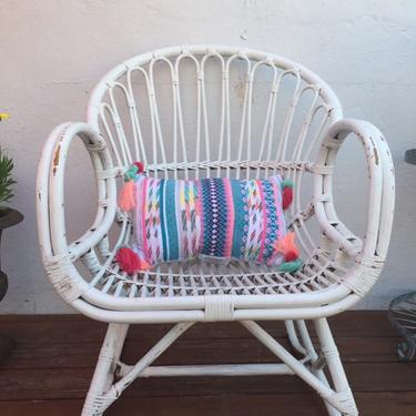 Rattan/Bamboo Chair