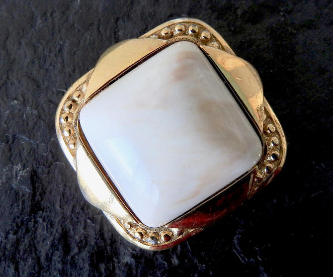 Givenchy lucite Brooch by LegendaryBeast
