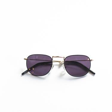 Smoke x Mirrors Drivers Seat Sunglasses in Black/Gold