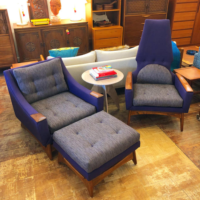 Kroehler Furniture 'american Leisure' Lounge Set