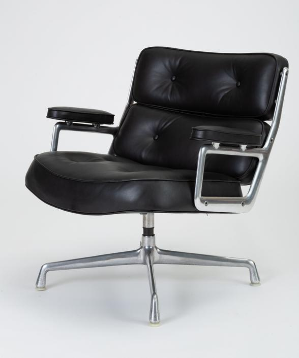 Time Life Lobby Chair by Ray and Charles Eames for Herman Miller