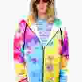 Cloud Nine Rainbow Jacket