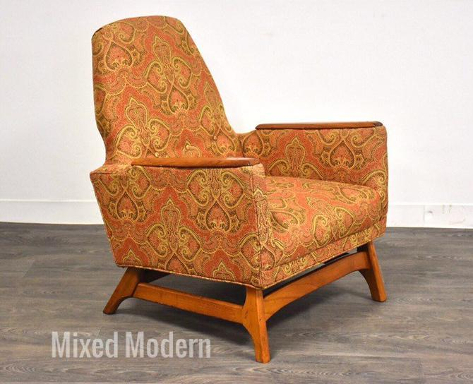 Adrian Pearsall Style Lounge Chair by mixedmodern1