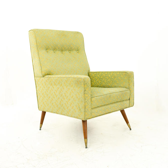 Paul McCobb Style Mid Century Lounge Chair - mcm by ModernHill