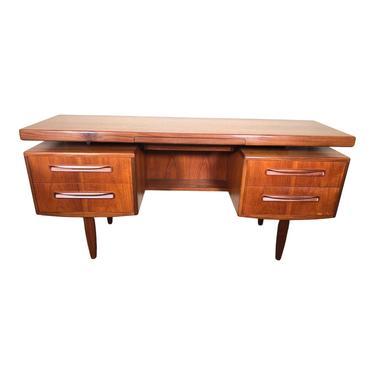 Mid Century Danish Modern Teak G Plan Fresco Desk / Vanity by RetroPassion21