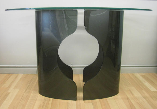 All glass console style of Pierre Cardin by PREVIEWMOD