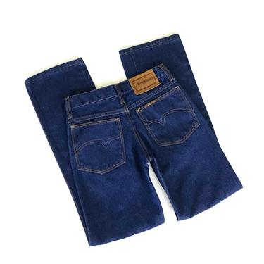 70's Sedgefield Western Vintage Jeans / Size 22 23 by NoteworthyGarments