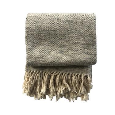MADERA | Blanket & Throw | SLATE
