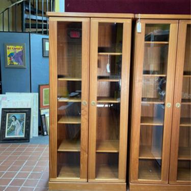 Danish Teak Bookcase