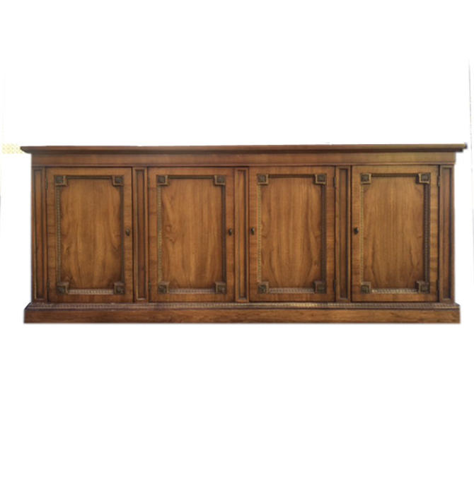 #542: Neoclassic Long Credenza