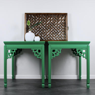 SOLD!  End Tables by ReNuvoDesign
