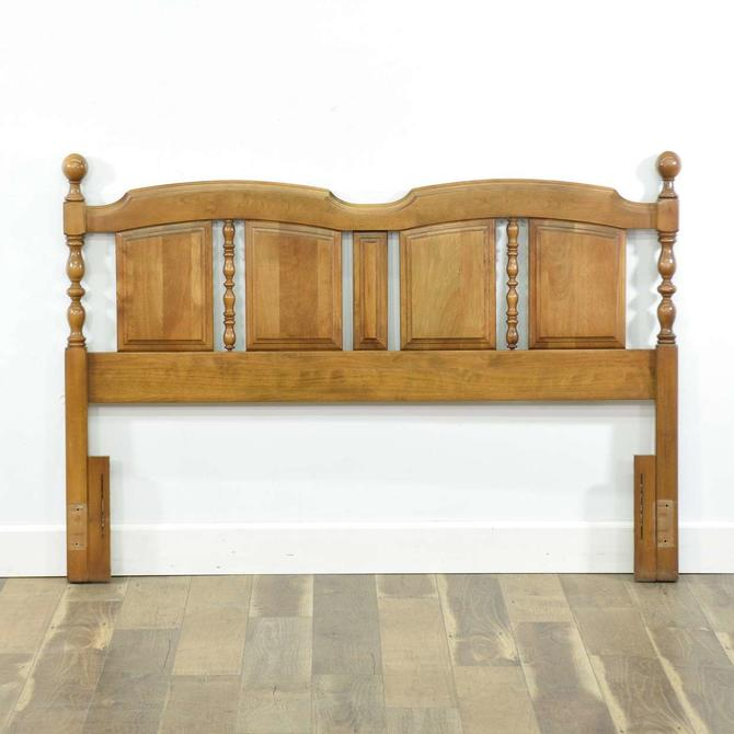 American Colonial Turned Banister Full/Queen Headboard