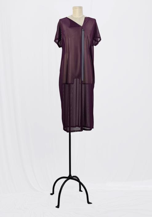 Modular Dress - Raisin