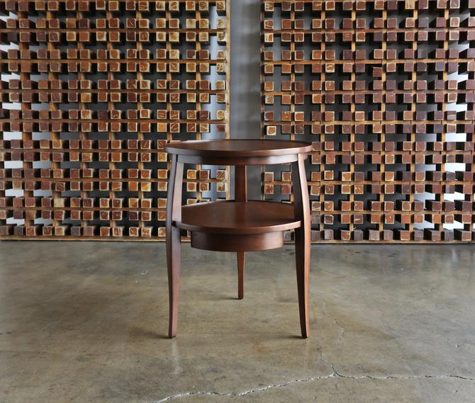 Edward Wormley Side Table for Dunbar circa 1960