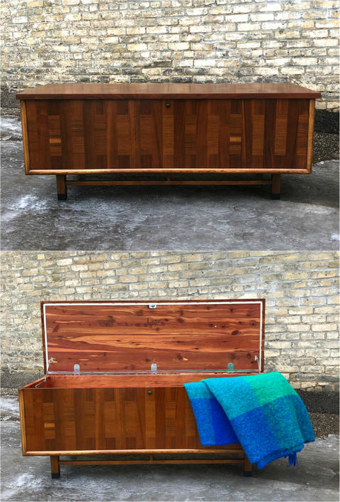 Lane Furniture Cedar-lined Chest
