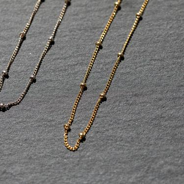 Bead Chain Choker