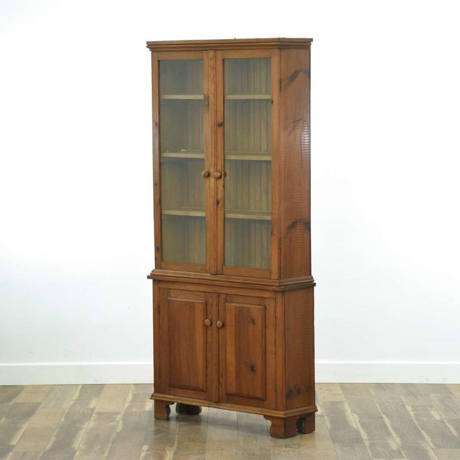 American Traditional Hutch Cabinet