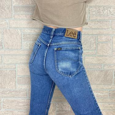 Lee Riders Faded Straight Leg Jeans / Size 26 Petite by NoteworthyGarments