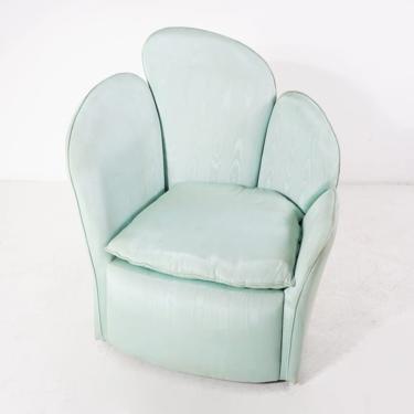 Asymmetrical Arm Chair by BetsuStudio
