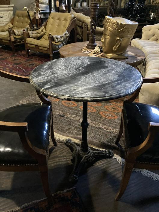 Marble Bistro/Cafe Table
