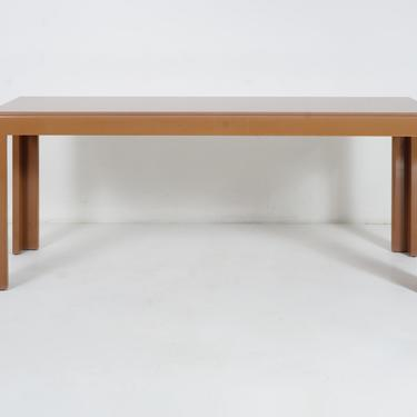 Mauve Lacquer Console Table by BetsuStudio